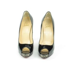Christian Louboutin Shoes - Studded NVPS pumps (EUR 38.5)